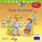 Conni ist wütend / Lesemaus Bd.86
