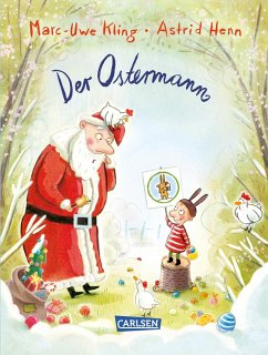 Der Ostermann (Mini) - Kling, Marc-Uwe