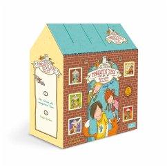 Die Schule der magischen Tiere - Meine große Hörbuchbox, 10 Audio-CDs - Auer, Margit