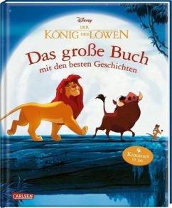 König der Löwen - Das große Buch mit den besten Geschichten - Disney, Walt