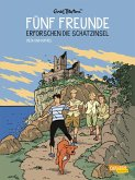 Fünf Freunde erforschen die Schatzinsel / Fünf Freunde Comic Bd.1