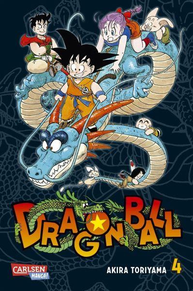 Buch-Reihe Dragon Ball Massiv