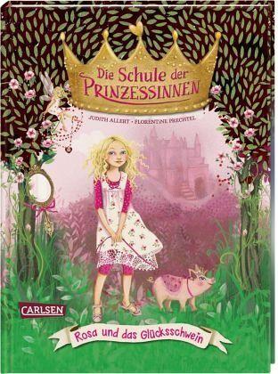 Buch-Reihe Die Schule der Prinzessinnen
