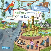 Hör mal Wimmelbuch: Im Zoo Soundbuch ab 30 Monaten