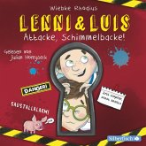 Attacke, Schimmelbacke! / Lenni & Luis Bd.1 (1 Audio-CD)