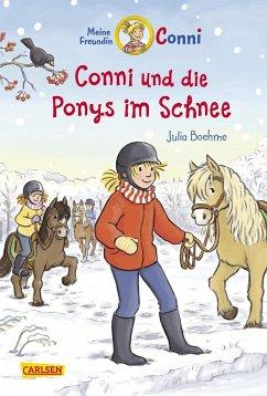 Conni und die Ponys im Schnee / Conni Erzählbände Bd.34 - Boehme, Julia