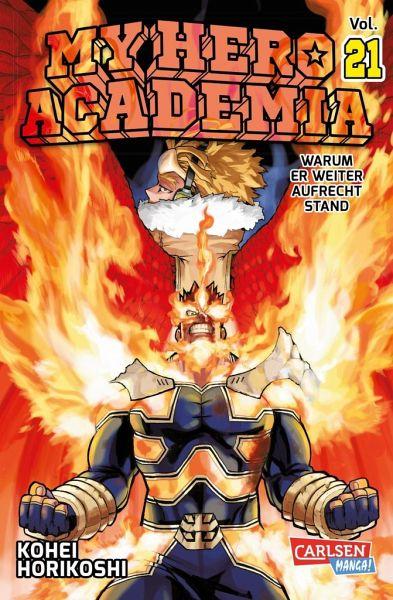 Buch-Reihe My Hero Academia