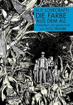 H.P. Lovecrafts Die Farbe aus dem All - Tanabe, Gou
