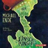 Der satanarchäolügenialkohöllische Wunschpunsch - Die Autorenlesung, 3 Audio-CDs