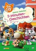 44 Cats: 44 Cats: Meine liebsten 5-Minuten-Geschichten