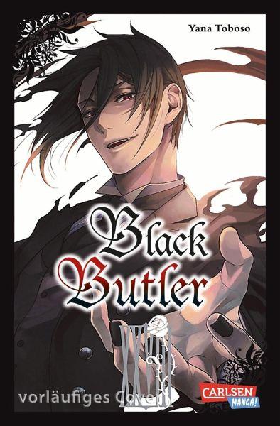 Buch-Reihe Black Butler