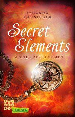 Im Spiel der Flammen / Secret Elements Bd.4 - Danninger, Johanna