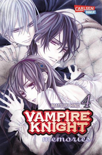 Buch-Reihe Vampire Knight - Memories