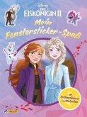 Disney Die Eiskönigin II - Mein Fenstersticker-Spaß