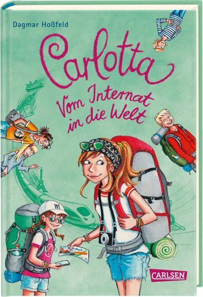 Buch-Reihe Carlotta von Dagmar Hoßfeld