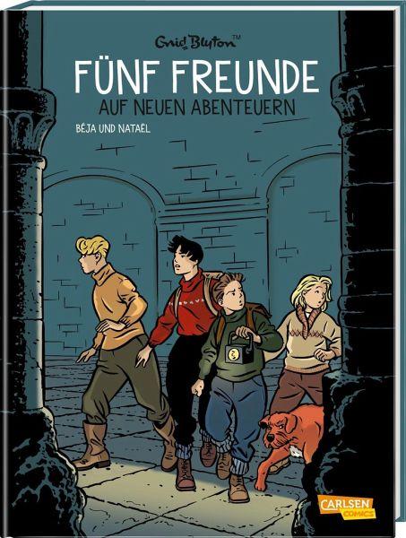 Buch-Reihe Fünf Freunde Comic