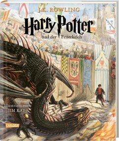 Harry Potter und der Feuerkelch / Harry Potter Schmuckausgabe Bd.4 - Rowling, J. K.