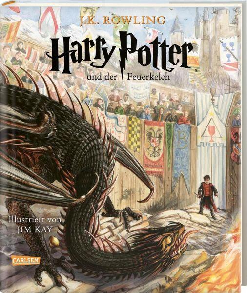 Buch-Reihe Harry Potter Schmuckausgabe