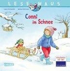 Conni im Schnee / Lesemaus Bd.103