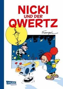 Nicki und der Qwertz - Franquin, André