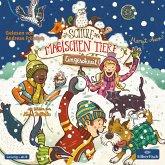 Die Schule der magischen Tiere - Eingeschneit! Ein Winterabenteuer, 2 Audio-CDs