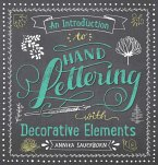 An Introduction to Hand Lettering with Decorative Elements (eBook, ePUB)