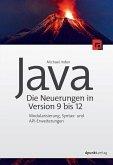 Java - die Neuerungen in Version 9 bis 12 (eBook, ePUB)