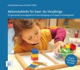 Aktionstabletts für Zwei- bis Vierjährige (eBook, PDF)