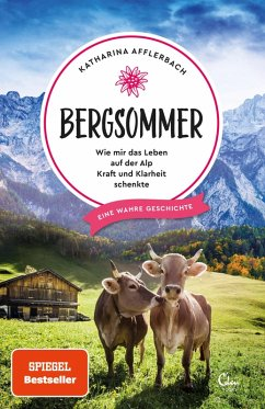 Bergsommer / Sehnsuchtsorte Bd.8 (eBook, ePUB) - Afflerbach, Katharina