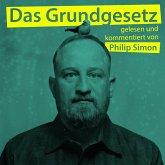 Philip Simon, Das Grundgesetz, gelesen und kommentiert von Philip Simon (MP3-Download)