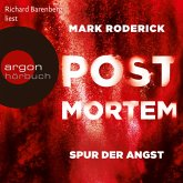 Post Mortem - Spur der Angst (Ungekürzte Lesung) (MP3-Download)
