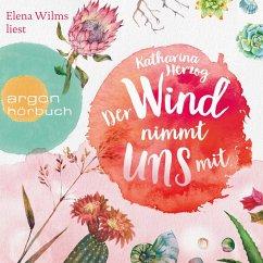 Der Wind nimmt uns mit / Farben des Sommers Bd.3 (MP3-Download) - Herzog, Katharina