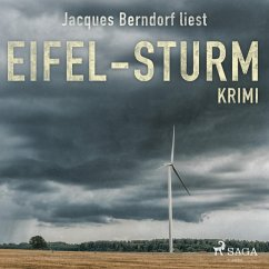 Eifel-Sturm - Kriminalroman aus der Eifel (MP3-Download) - Berndorf, Jacques