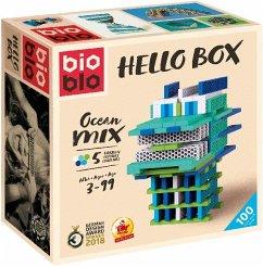 Bioblo: Hello Box, Ocean Mix, 100 Steine
