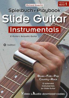 Slide Guitar Instrumentals - Koechli, Richard