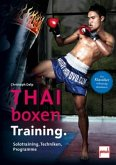 Thaiboxen Training.