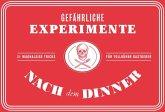 Gefährliche Experimente nach dem Dinner (Spiel)
