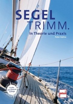Segeltrimm. - Hahne, Peter