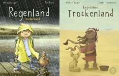 Regenland + Trockenland - Engler, Michael