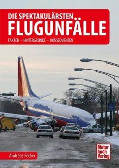 Die spektakulärsten Flugunfälle - Fecker, Andreas