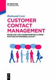 Customer Contact Management (eBook, PDF)