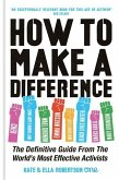 How to Make a Difference