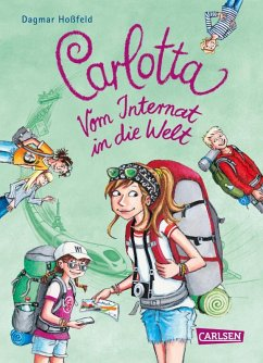 Vom Internat in die Welt / Carlotta Bd.10 (eBook, ePUB) - Hoßfeld, Dagmar