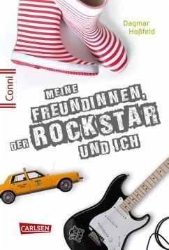 Meine Freundinnen, der Rockstar und ich / Conni 15 Bd.5 (eBook, ePUB) - Hoßfeld, Dagmar