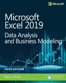 Microsoft Excel 2019 Data Analysis and Business Modeling (eBook, PDF)