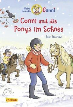 Conni und die Ponys im Schnee / Conni Erzählbände Bd.34 (eBook, ePUB) - Boehme, Julia