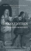 Frankenstein; or, The Modern Prometheus (eBook, ePUB)
