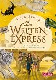 Zwischen Licht und Schatten / Der Welten-Express Bd.2 (eBook, ePUB)