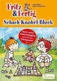 Fritz & Fertig Schach-Knobel-Block (eBook, ePUB)