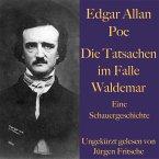 Edgar Allan Poe: Die Tatsachen im Falle Waldemar (MP3-Download)